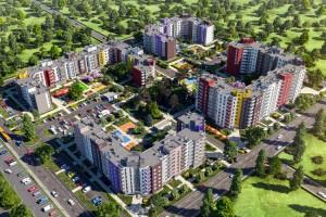Выгодный пригород. Квартиры в новостройках пригорода стоимостью до 300 тыс. грн