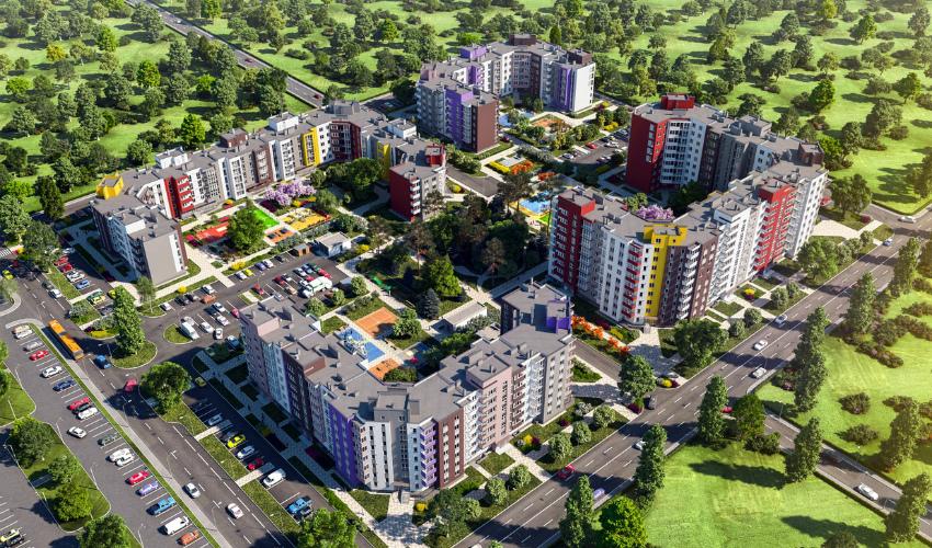 Новостройки Киевской области