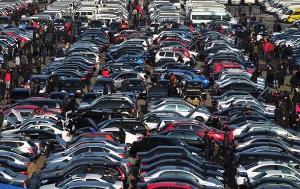 Импорт поддержанных авто вырос в шесть раз
