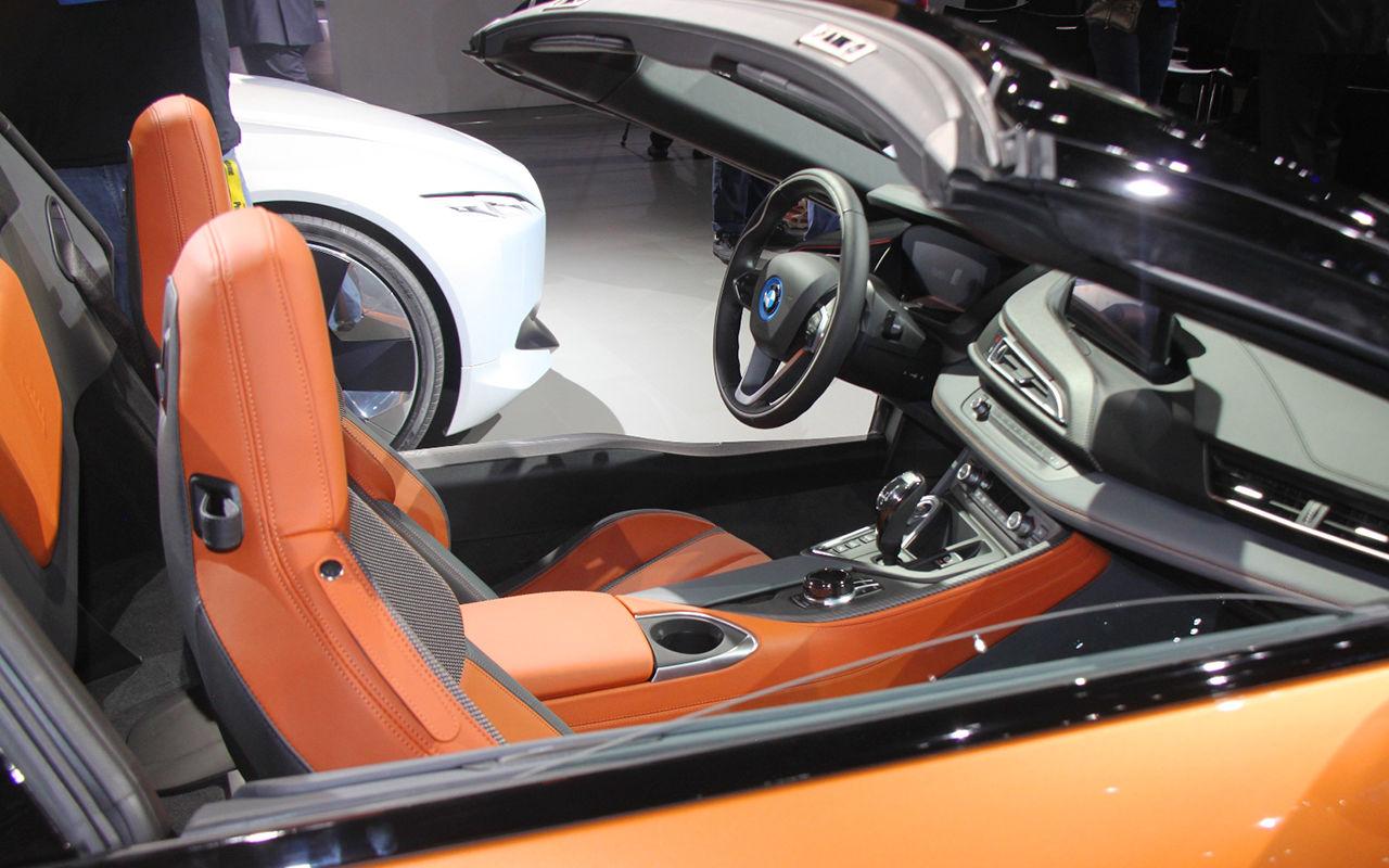 BMW i8 родстер