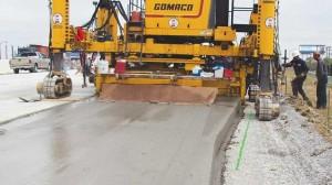 Где и когда в Украине появятся новые бетонные дороги