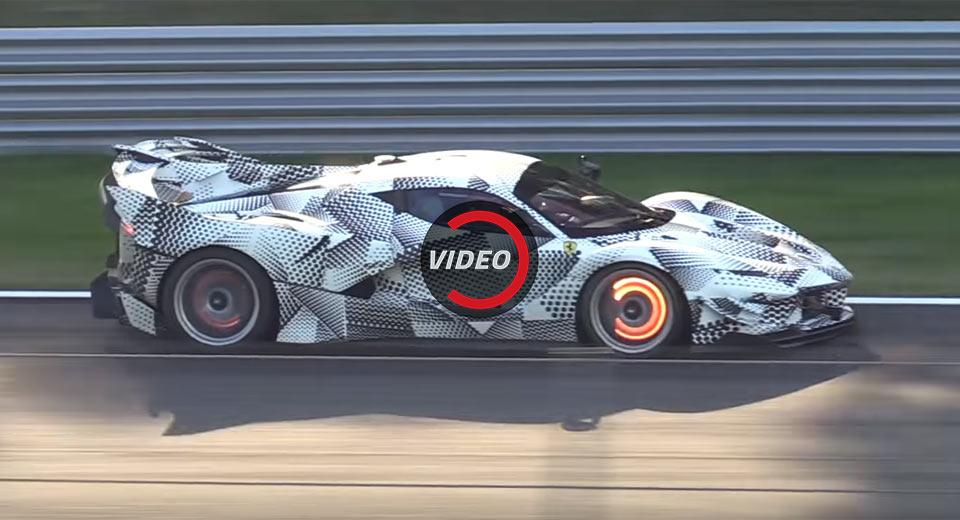 3 место Ferrari FXX K Evoluzione – более 3 миллионов долларов