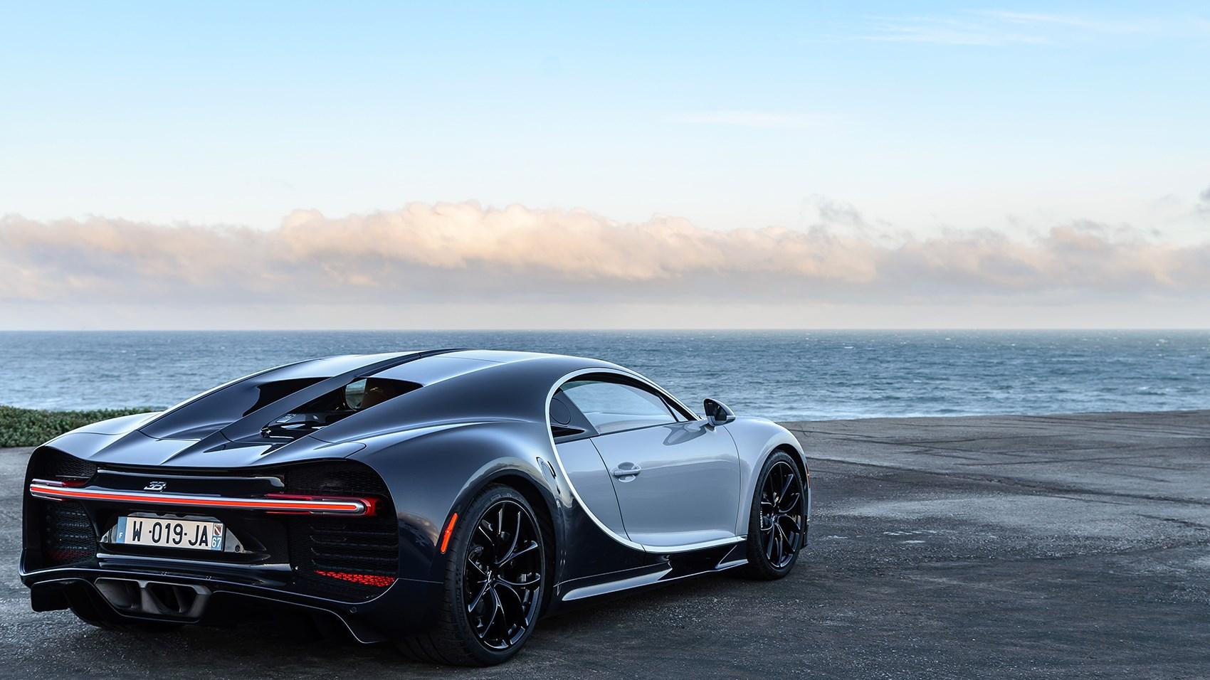 4 место Bugatti Chiron – 2,99 миллиона долларов
