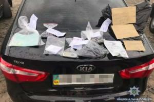 В Киеве задержали угонщиков автомобилей