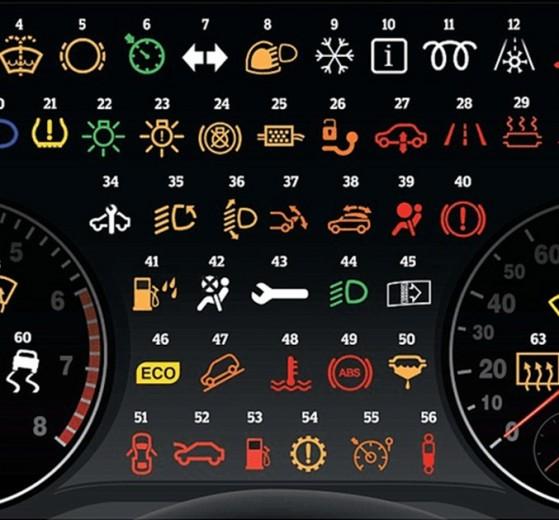 Вот что значат все эти значки на панели приборов вашей машины