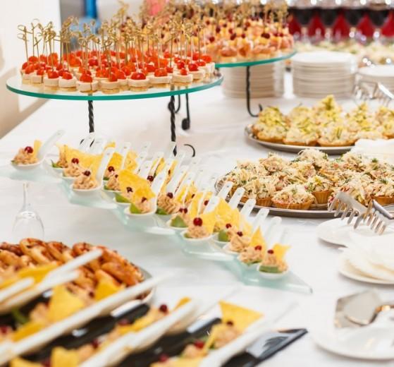 Что такое кейтеринг и с чем его едят? Кейтеринговая компания Upbeat Catering