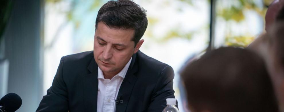 Зеленский инициирует увеличение лимитов и 2-летний мораторий на проверки ФЛП