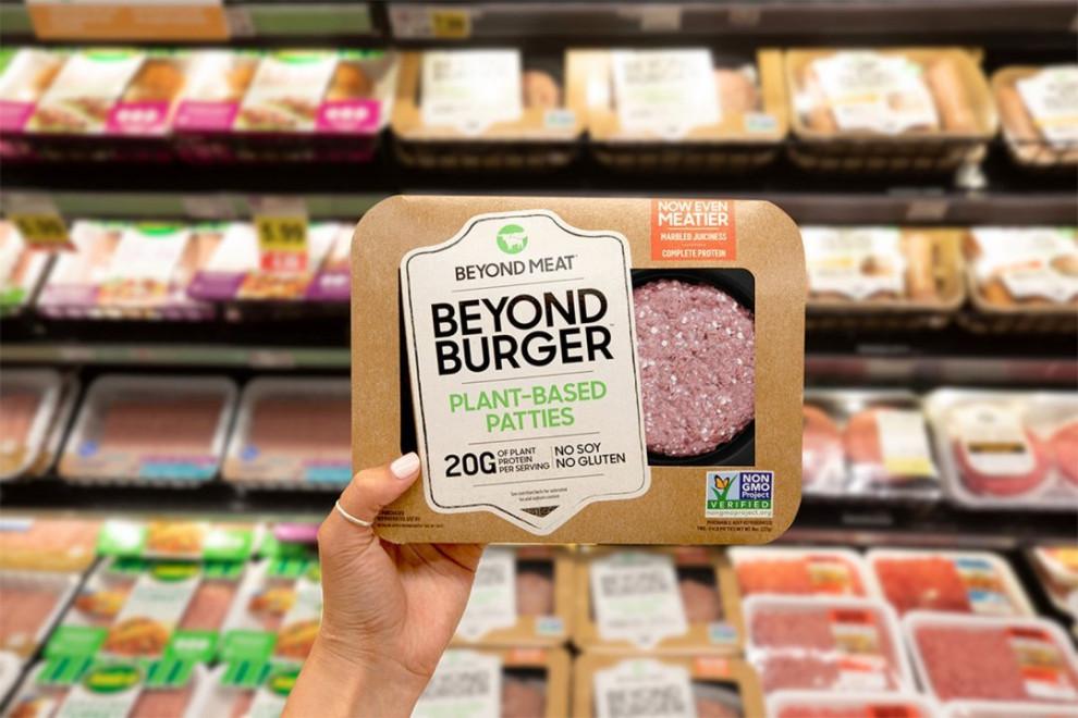 Американцы начинают продавать в Украине мясо из растений
