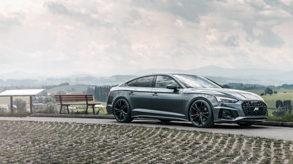 Новый Audi A5 Sportback в облике RS